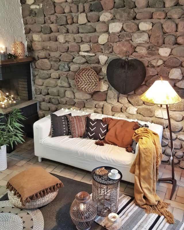 Оформление спальни, кухни, ванны и дизайн зала в квартире 2020: Отделочные материалы