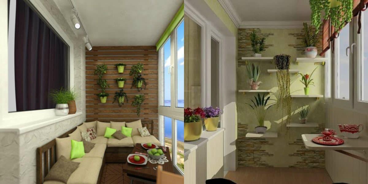 Балкон 2021: Планировка, Новые Стили Дизайна и Креативные Решения