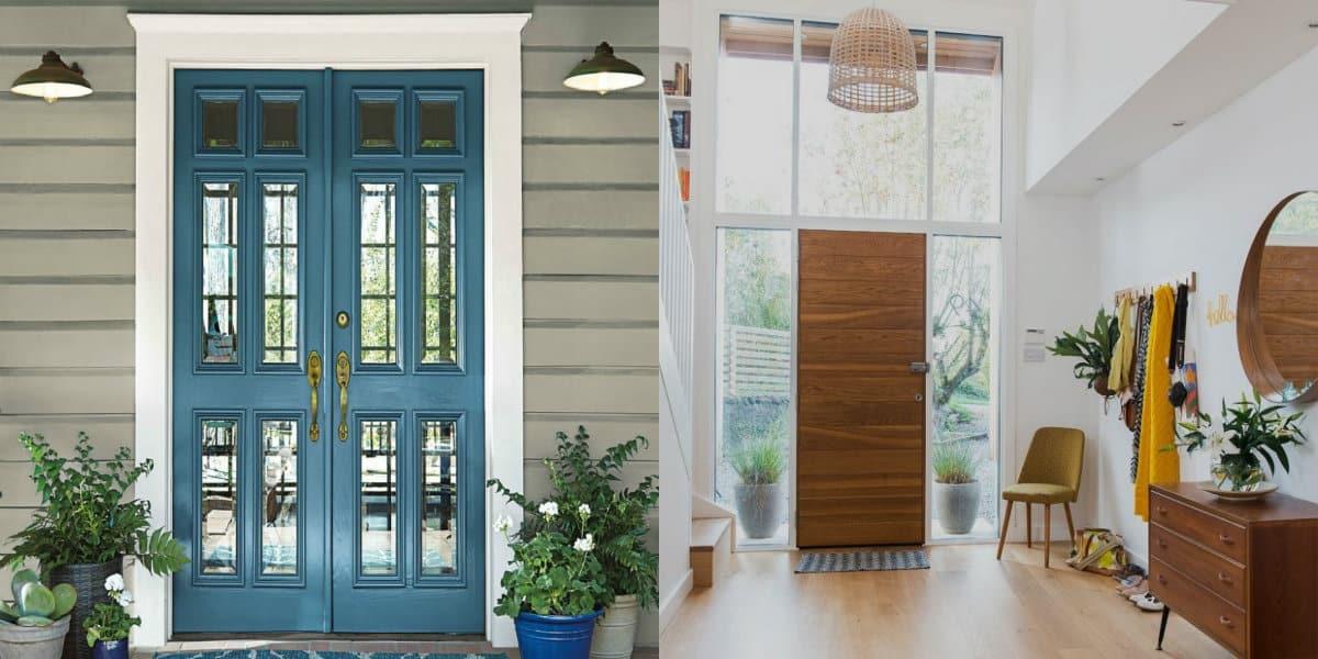 Входные Двери 2021: Красивые, Надежные и Современные Варианты