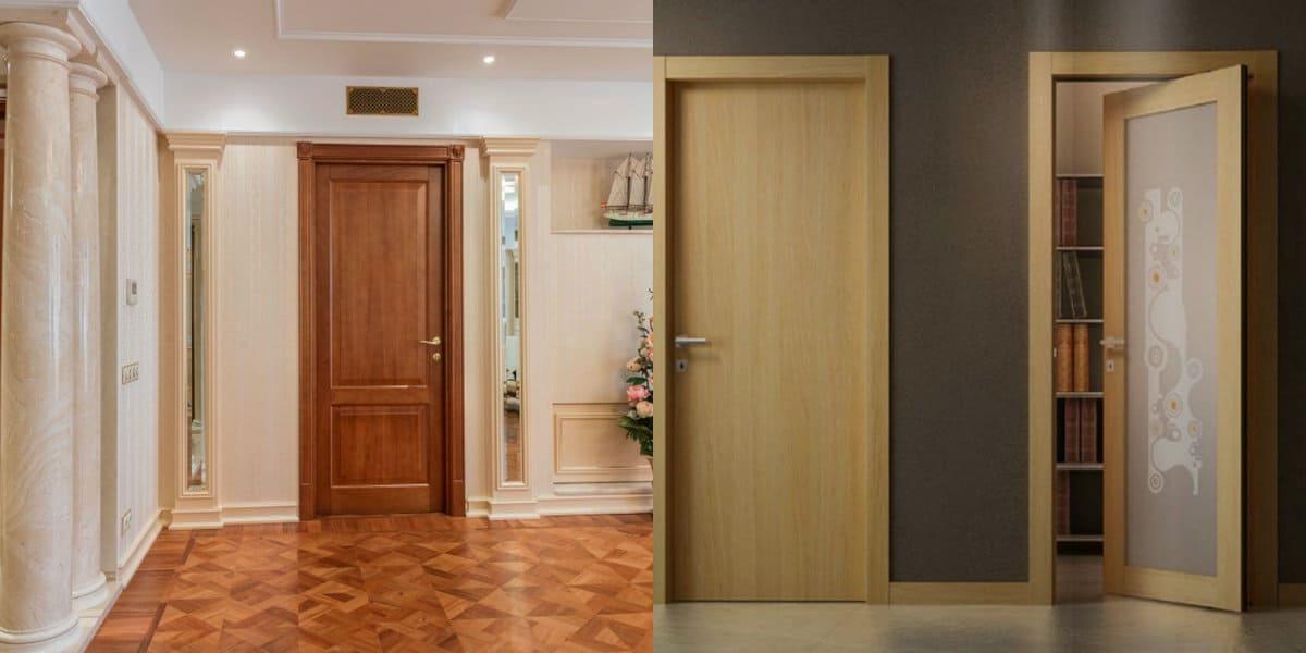 Двери межкомнатные 2019: дверь с гравировкой