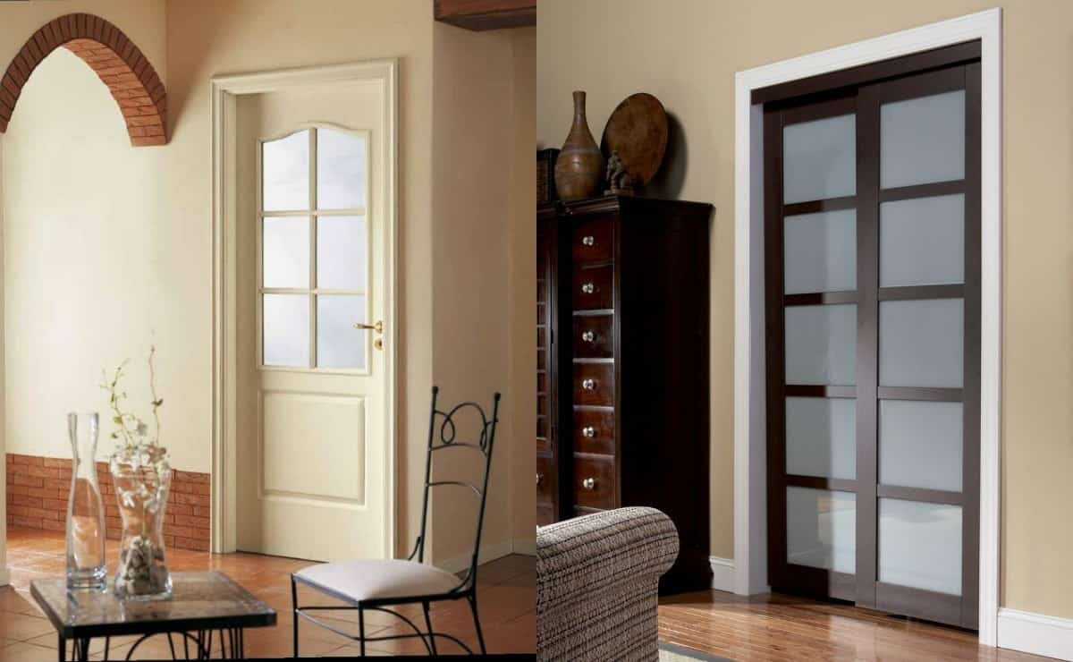 Двери Межкомнатные 2021: Актуальные Модели Для Интерьера Дома