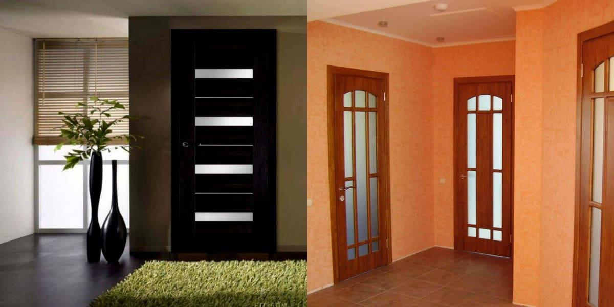 Двери межкомнатные 2019: минимализм