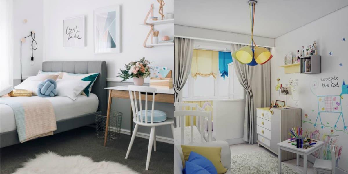 Детская комната 2019: текстиль