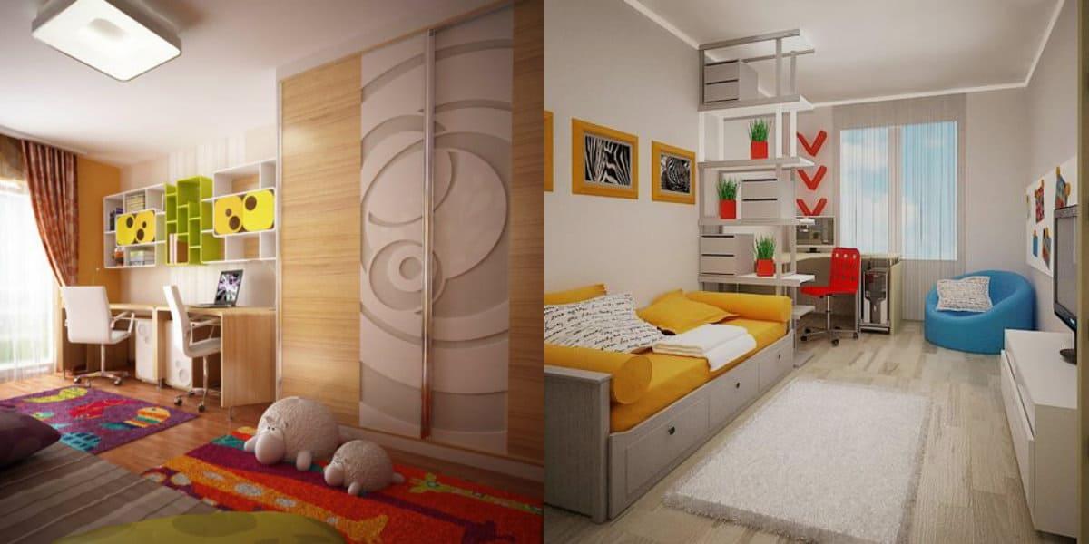Детская комната 2019: мебель