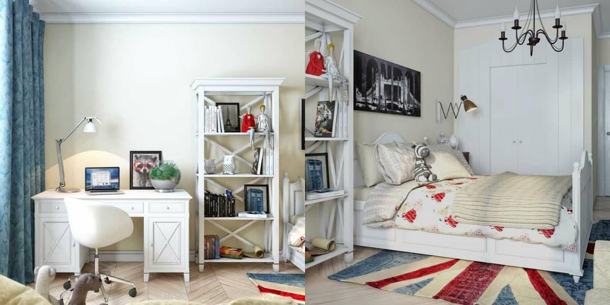 Детская комната 2019: стиль