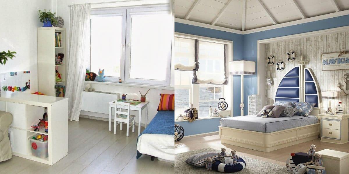 Детская комната 2019: цвет