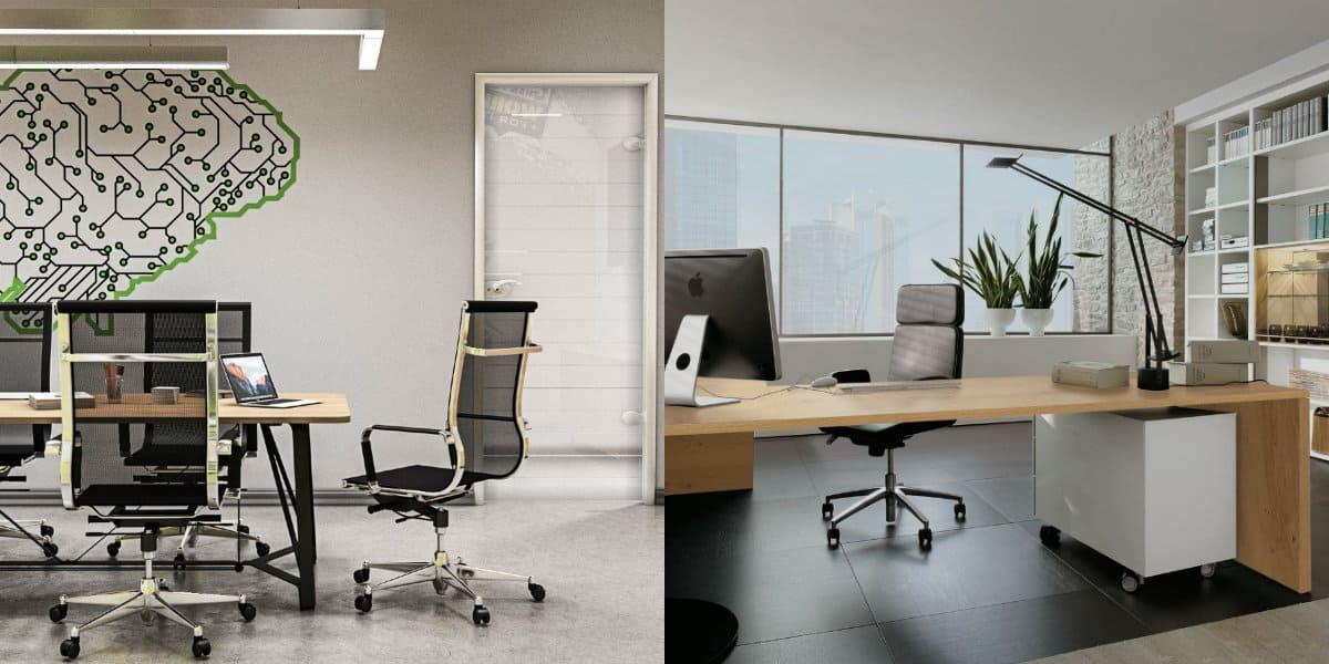 Дизайн офиса 2019: мебель для сотрудников