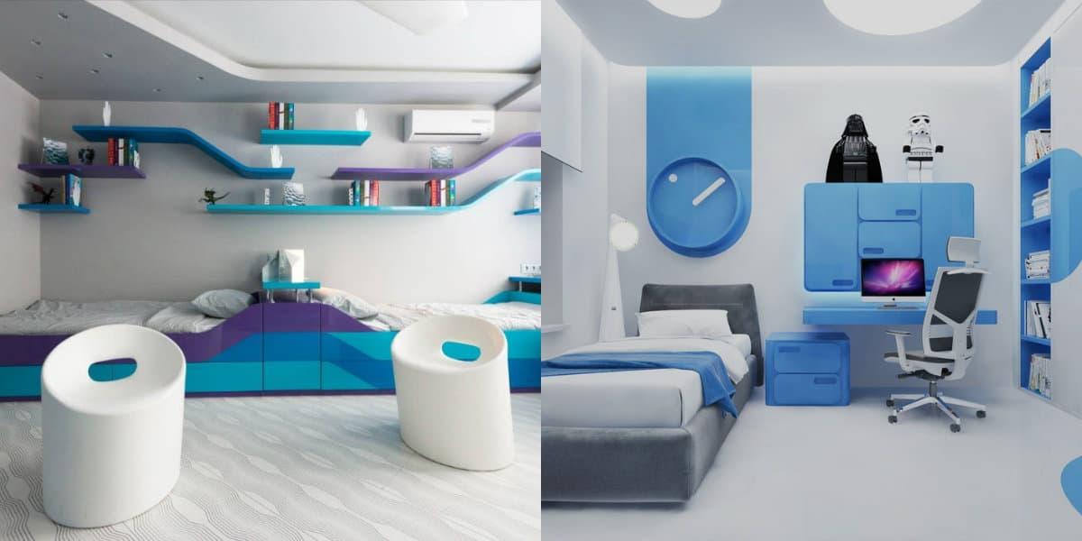 Комната подростка 2019: мебель