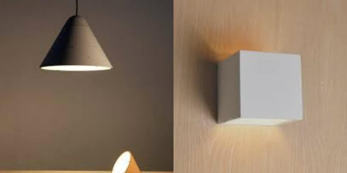 освещение 2019: простой дизайн