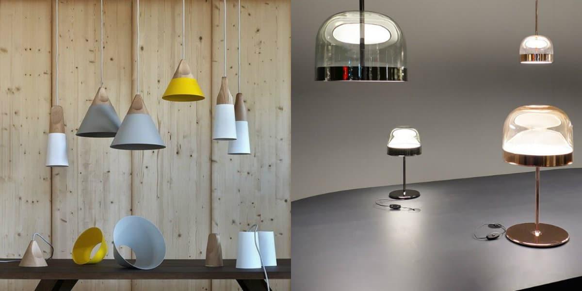 освещение 2019: модные светильники