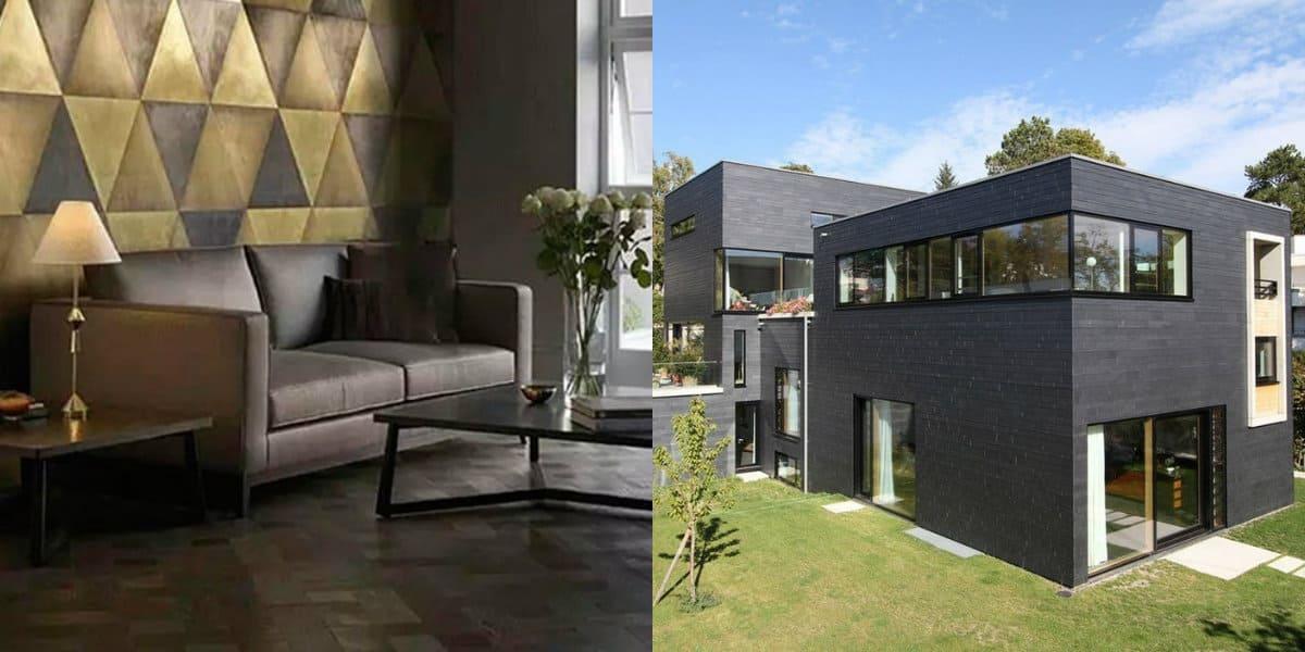 дизайн дома 2019:эко