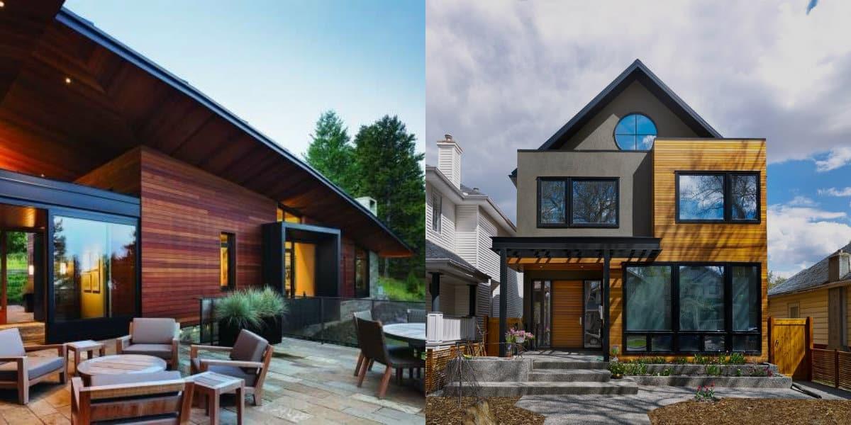 дизайн дома 2019: терраца