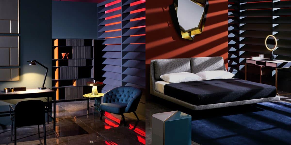 дизайн квартиры в современном стиле 2019: максимализм