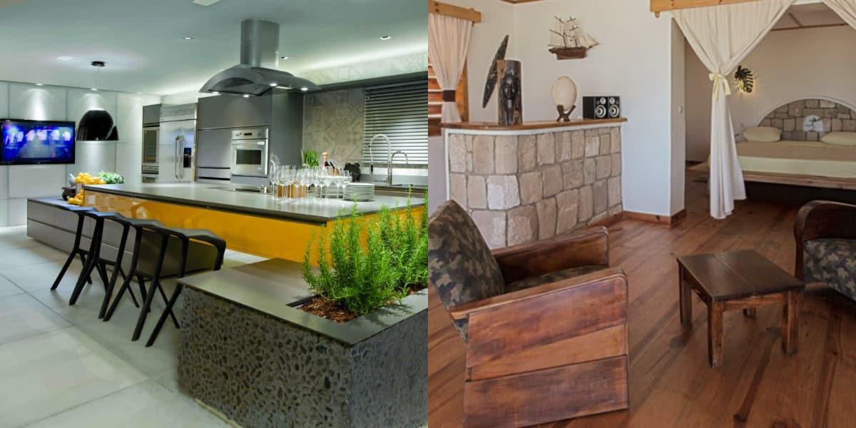 Дизайн квартиры 2019: кухня