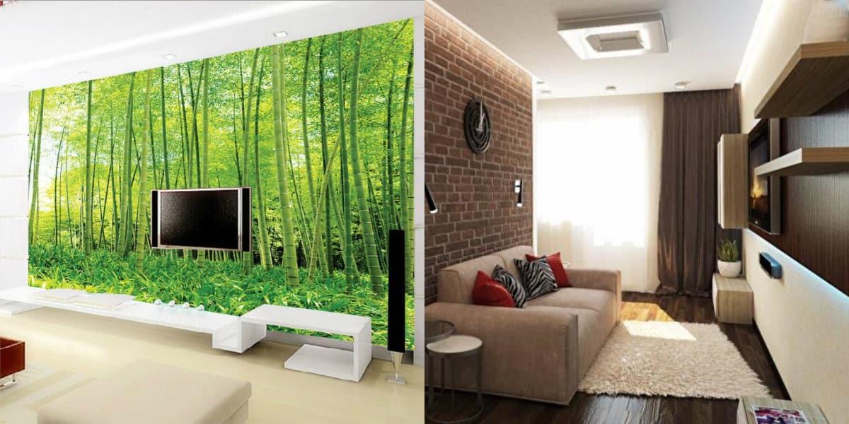 Дизайн квартиры 2019: эко