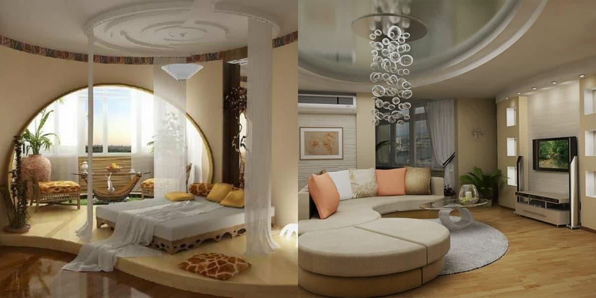 Дизайн квартиры 2019: гостиная