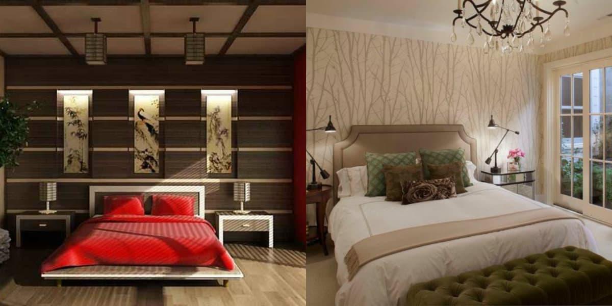 Интерьер спальни 2019: минимализм