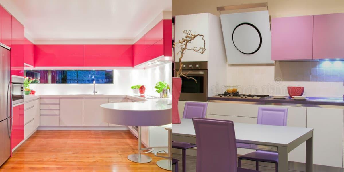 Кухонный гарнитур 2019: цвет