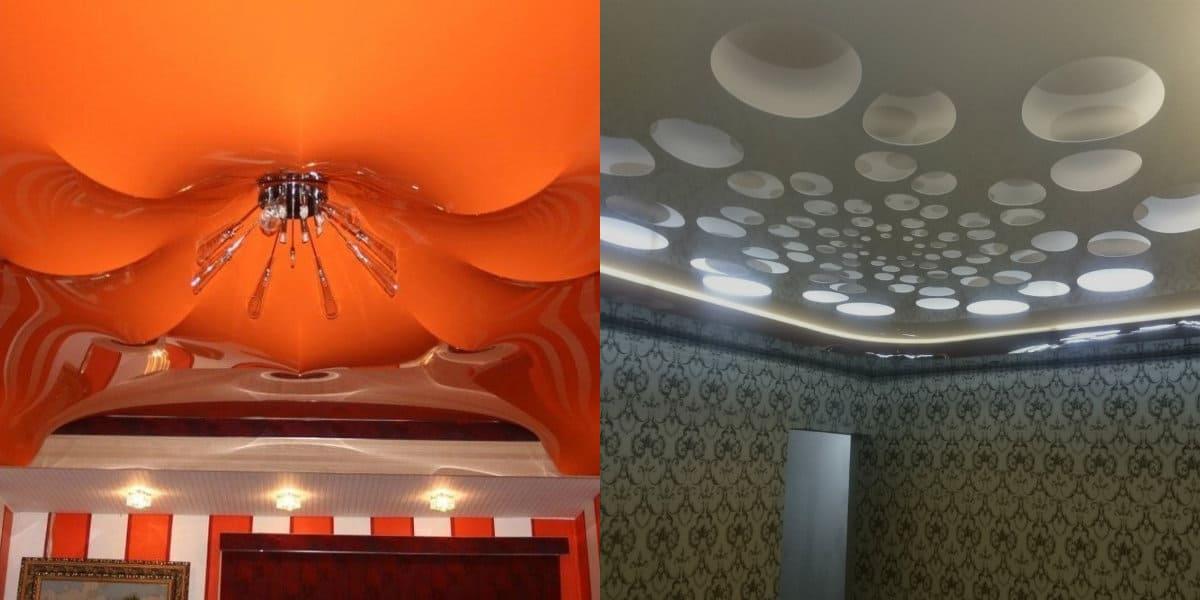 Картинки по запросу Натяжной потолок: сделать комнату с уникальным зеркальным дизайном