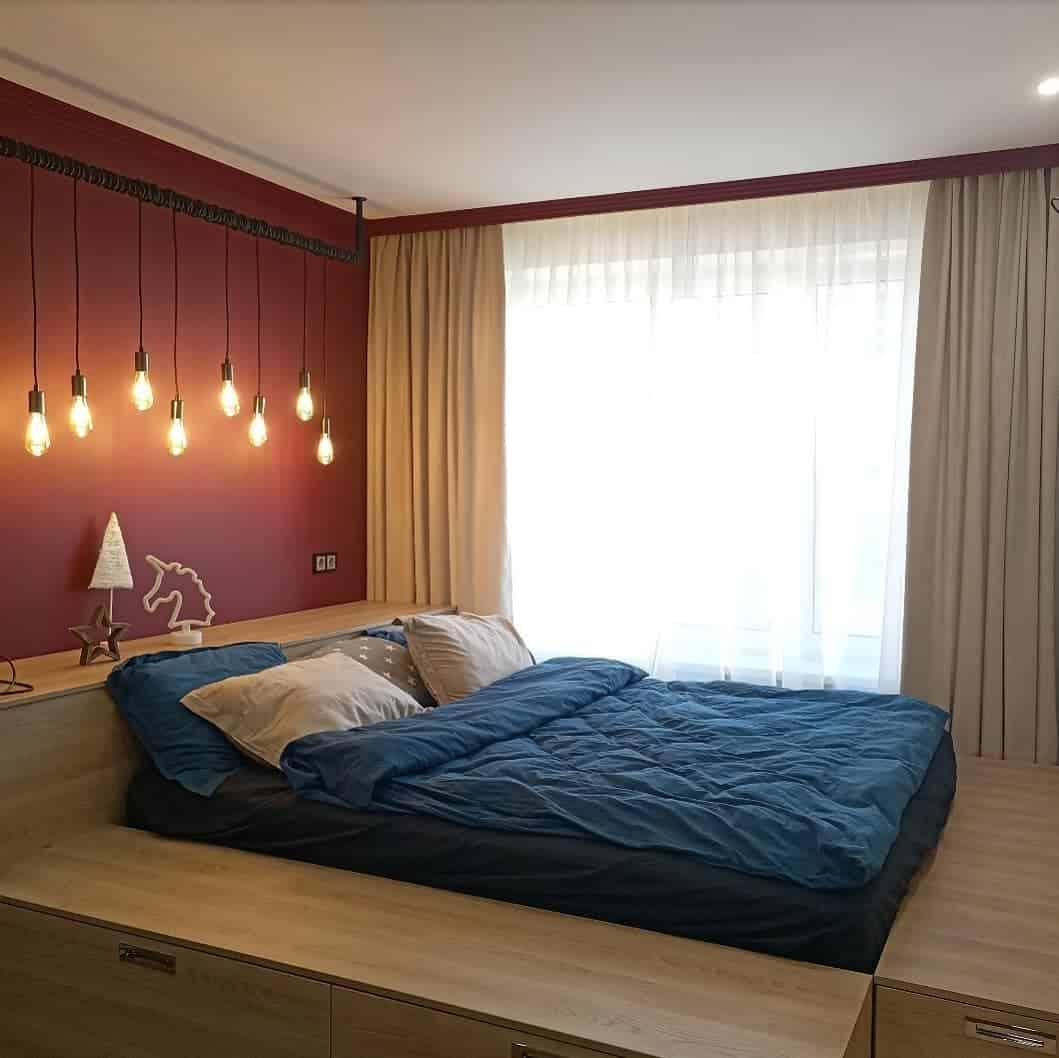 Спальня-в-стиле-Модерн