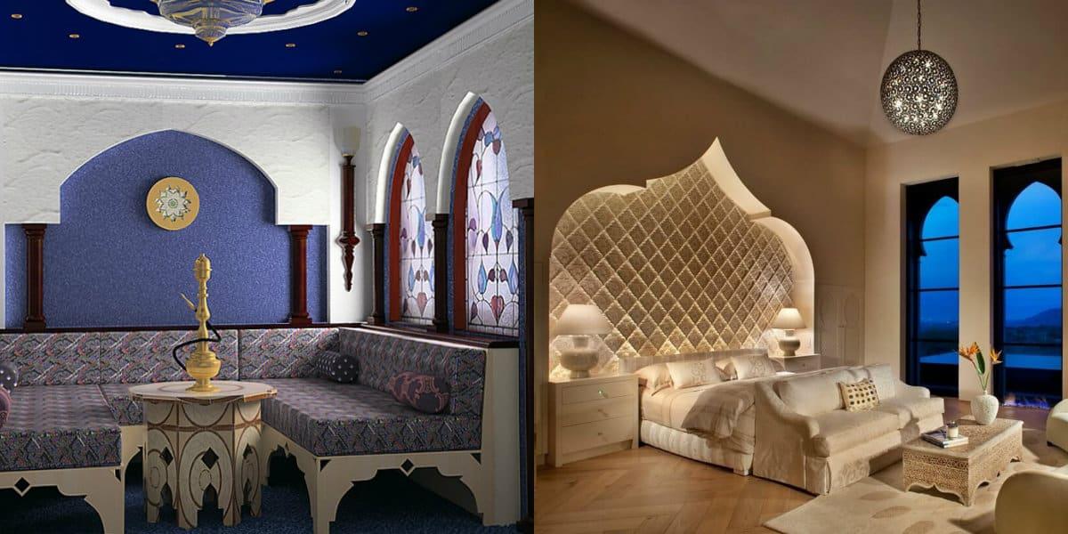 арабский стиль в интерьере: альков -арабский стиль в интерьере фото