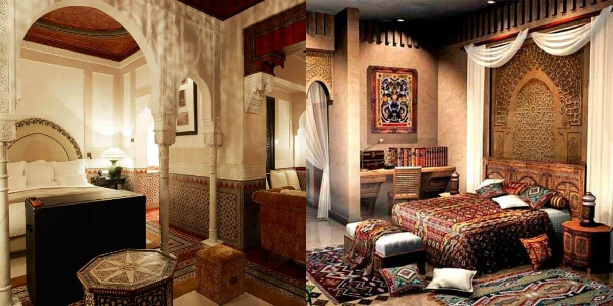 арабский стиль в интерьере: мебель-арабский стиль в интерьере фото