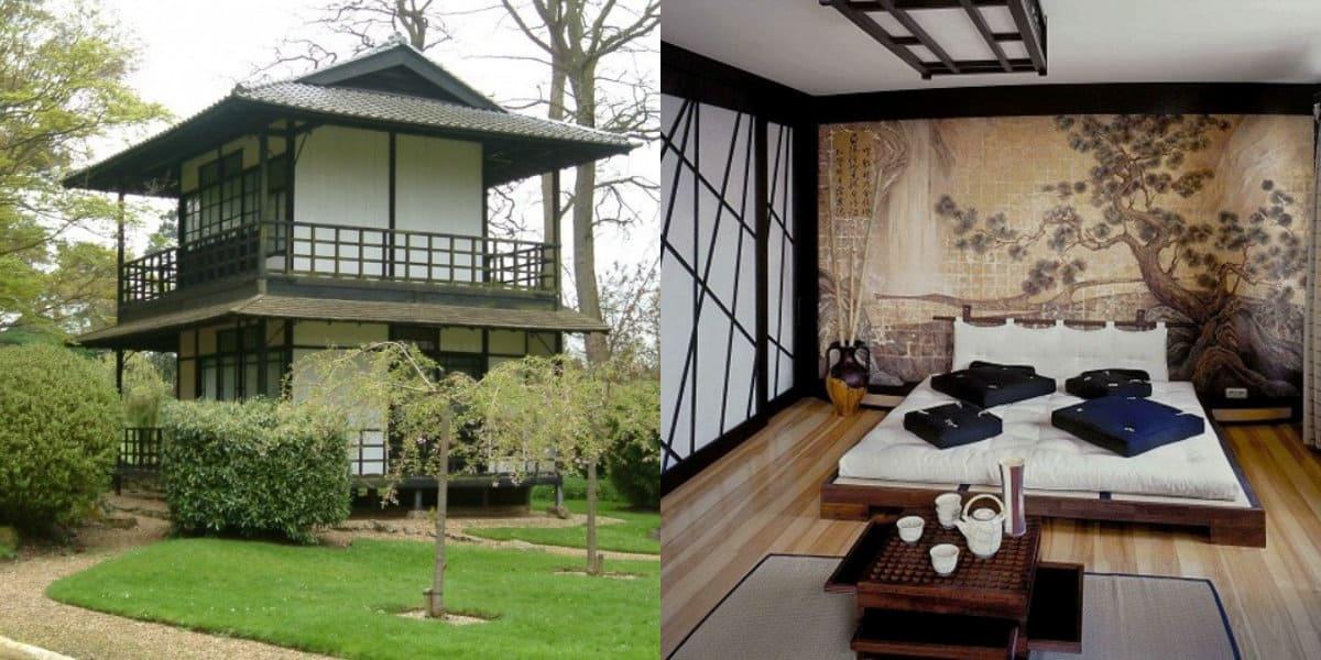 Дом в японском стиле: татами