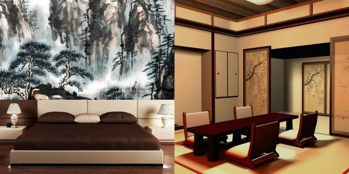 Квартира в восточном стиле: мебель
