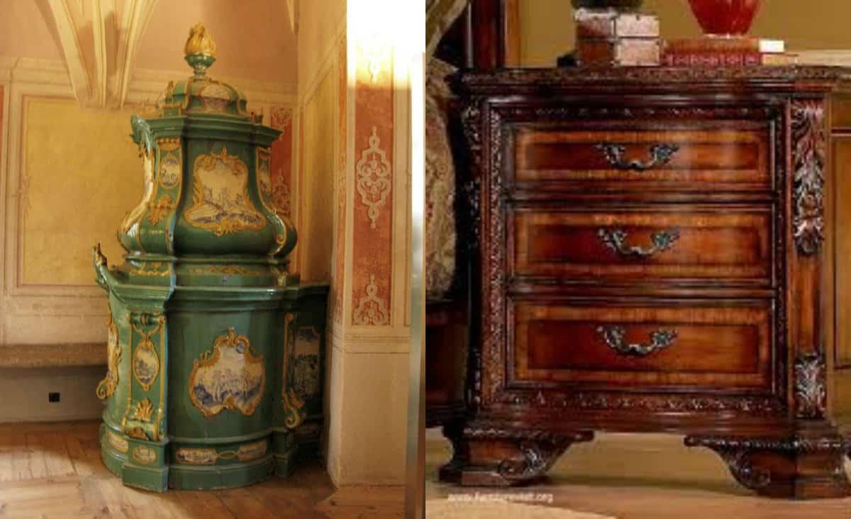 Мебель в восточном стиле: комод