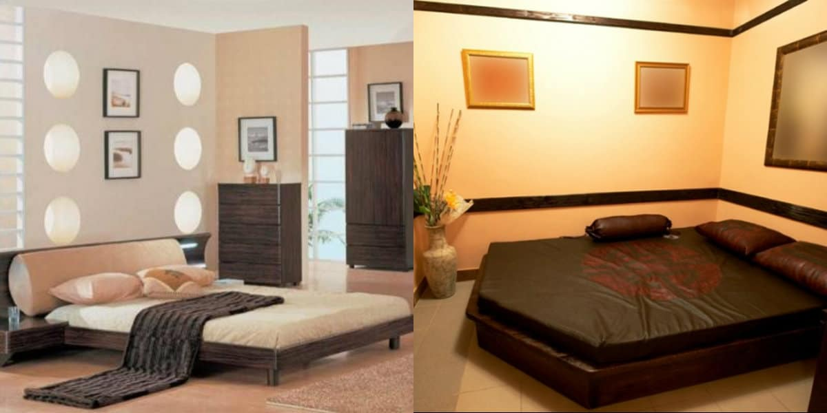 Мебель в японском стиле: татами