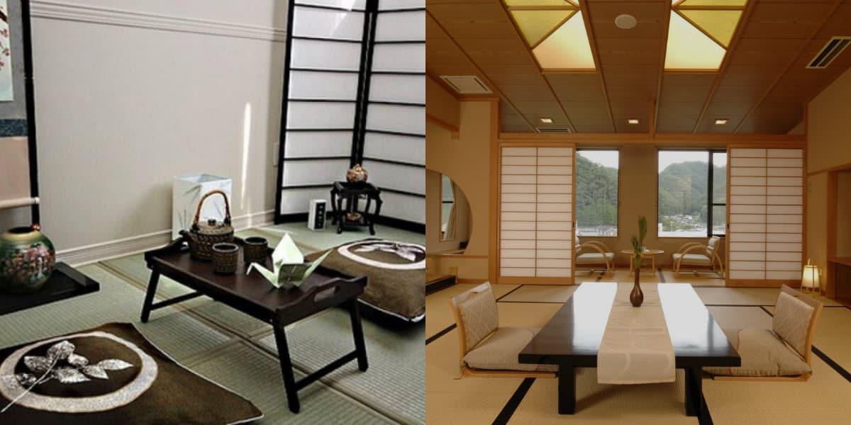 Мебель в японском стиле: столик
