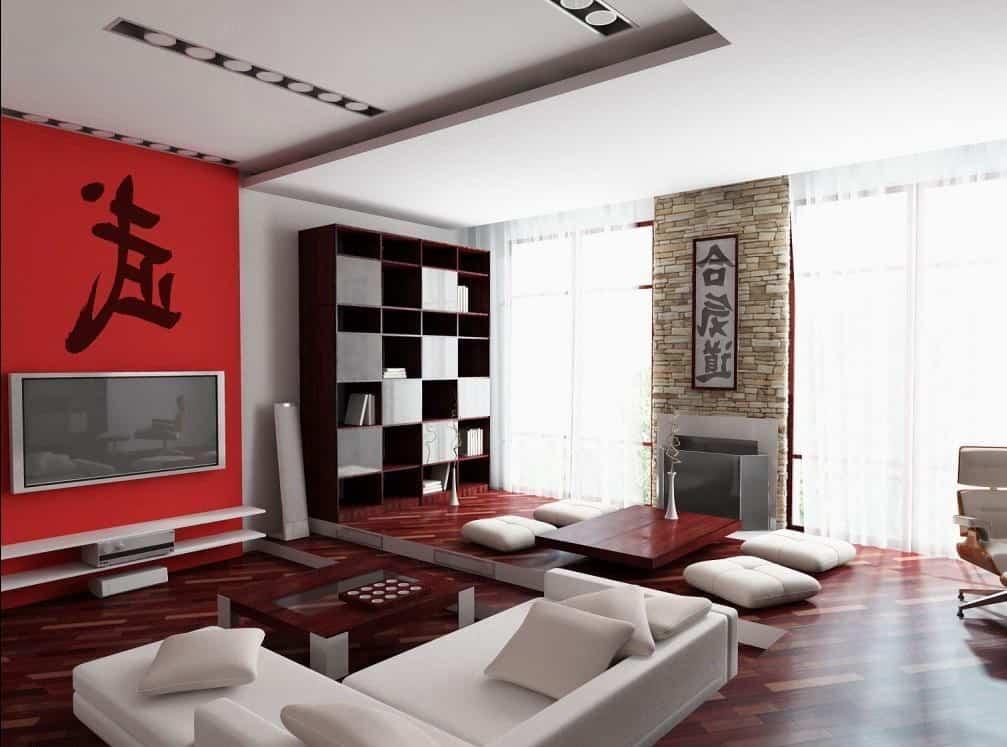Восточный стиль в интерьере: декор