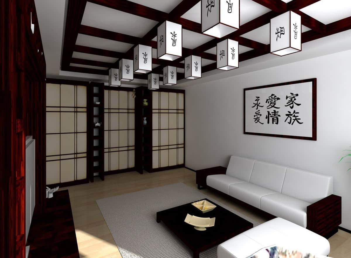 Дизайн в восточном стиле: японский интерьер