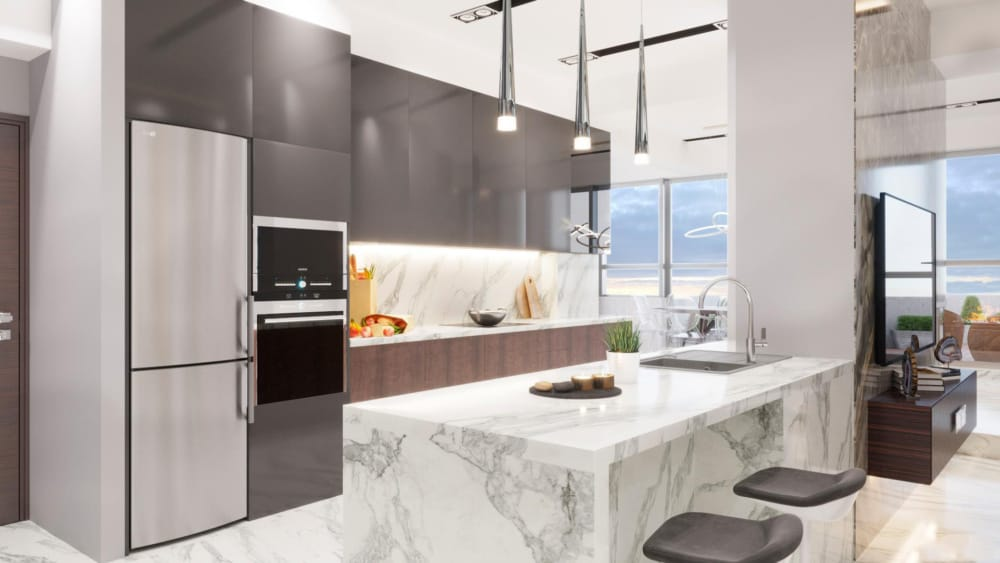 Дизайн-кухни-2019-кухни-2019-тенденции