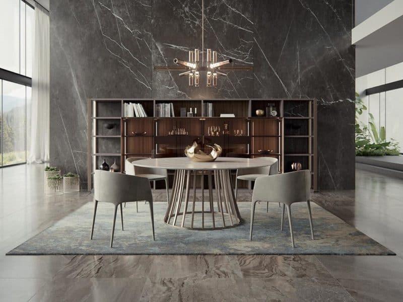 дизайн-гостиной-в-стиле-хай-тек