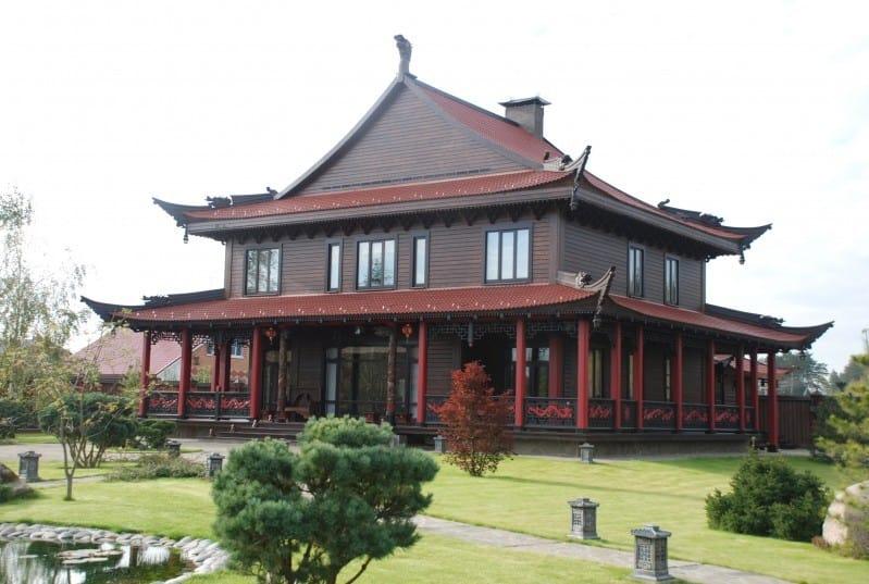 Китайский стиль в интерьере: дом