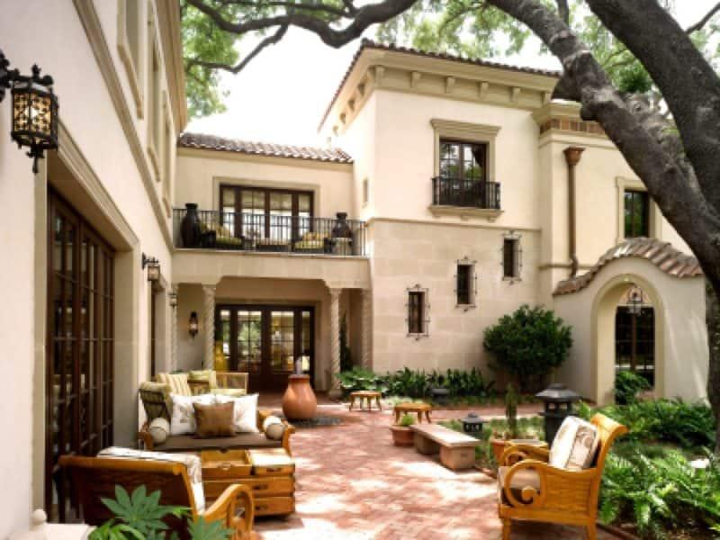 Средиземноморский стиль в интерьере: дом средиземноморский стиль в интерьере квартиры фото