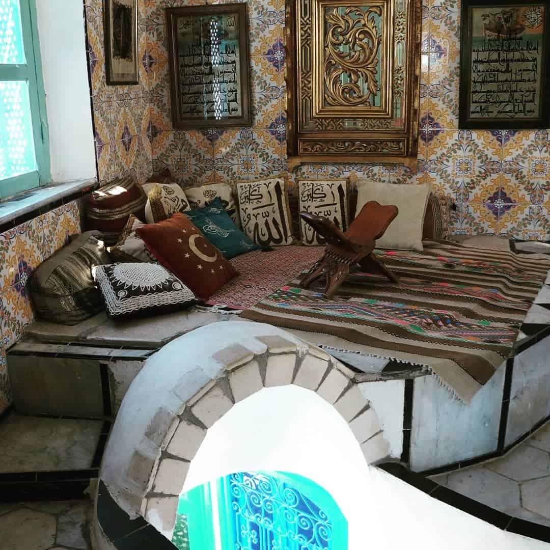 арабский-стиль-в-интерьере