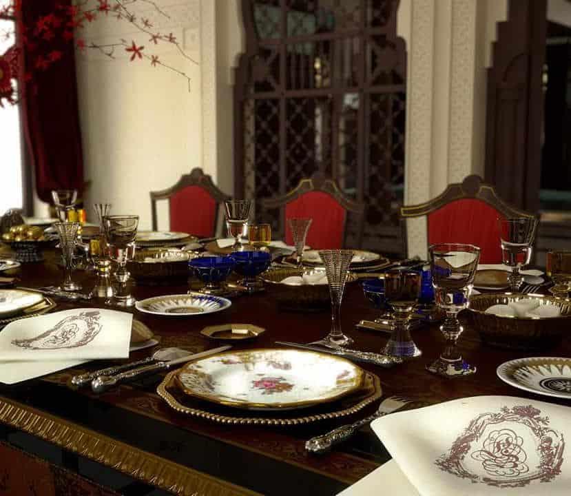 кухня-в-арабском-стиле
