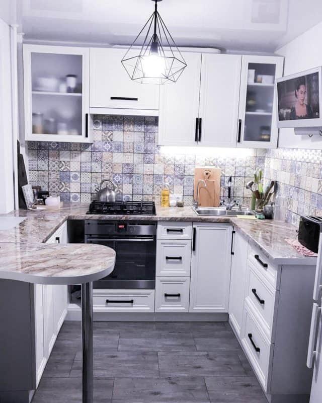 кухня-в-марокканском-стиле