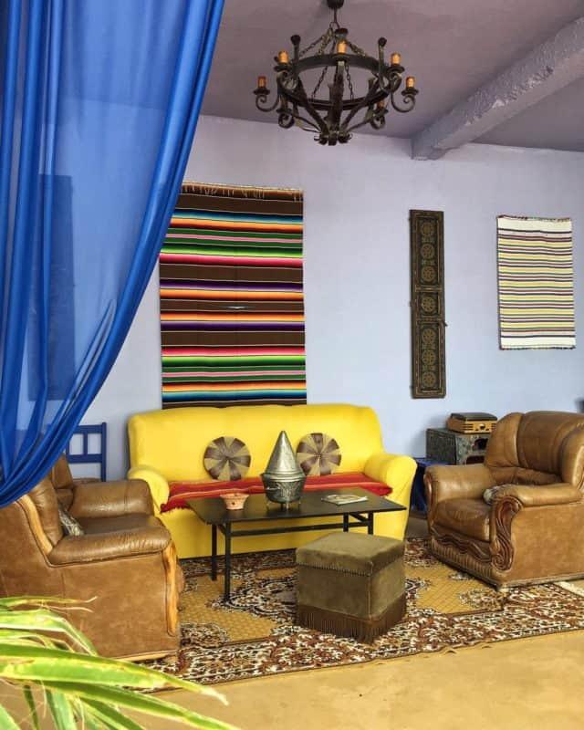 марокканский-стиль-в-интерьере