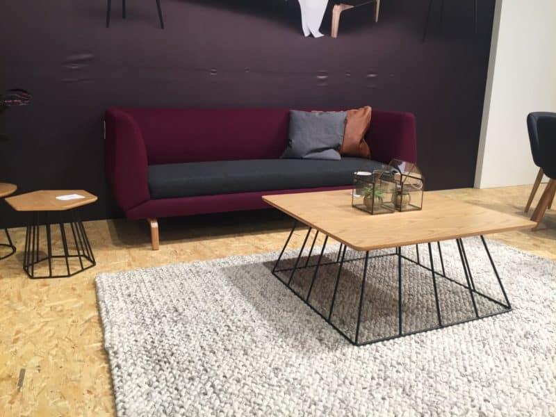 Контемпорари стиль в интерьере: диван
