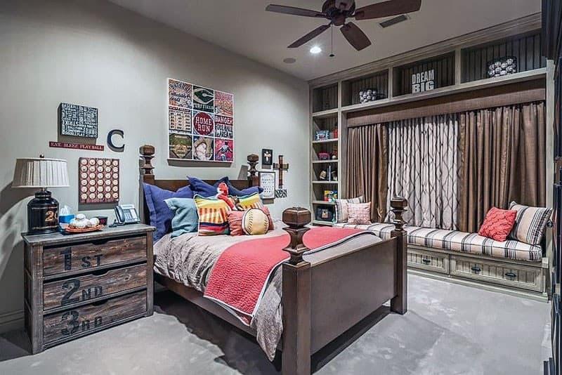 Стиль Гранж в интерьере: спальня
