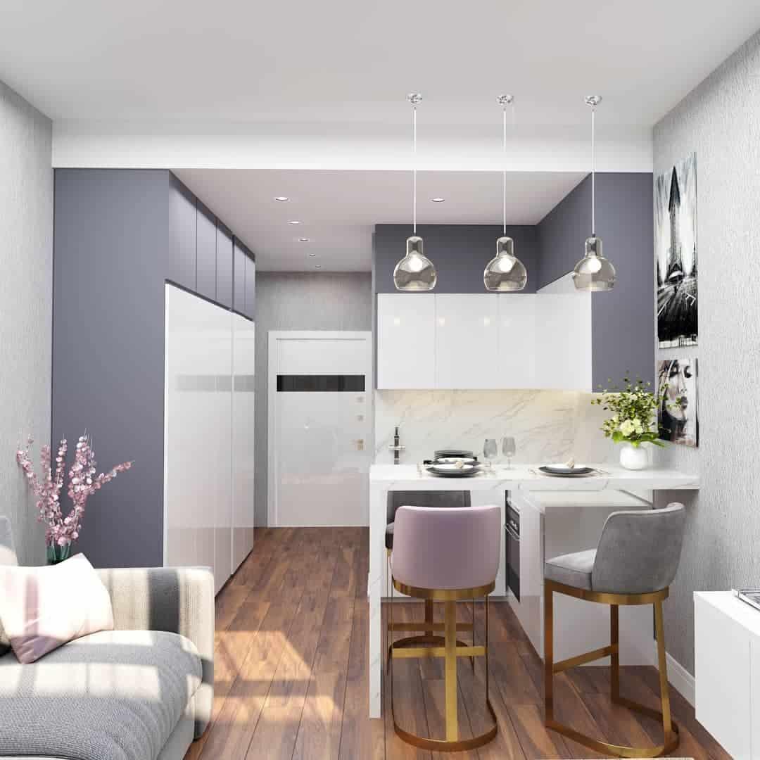 Кухни Угловые Дизайн 2021: Самые Лучшие Варианты Планировки