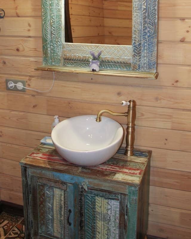 ванная-в-стиле-шале