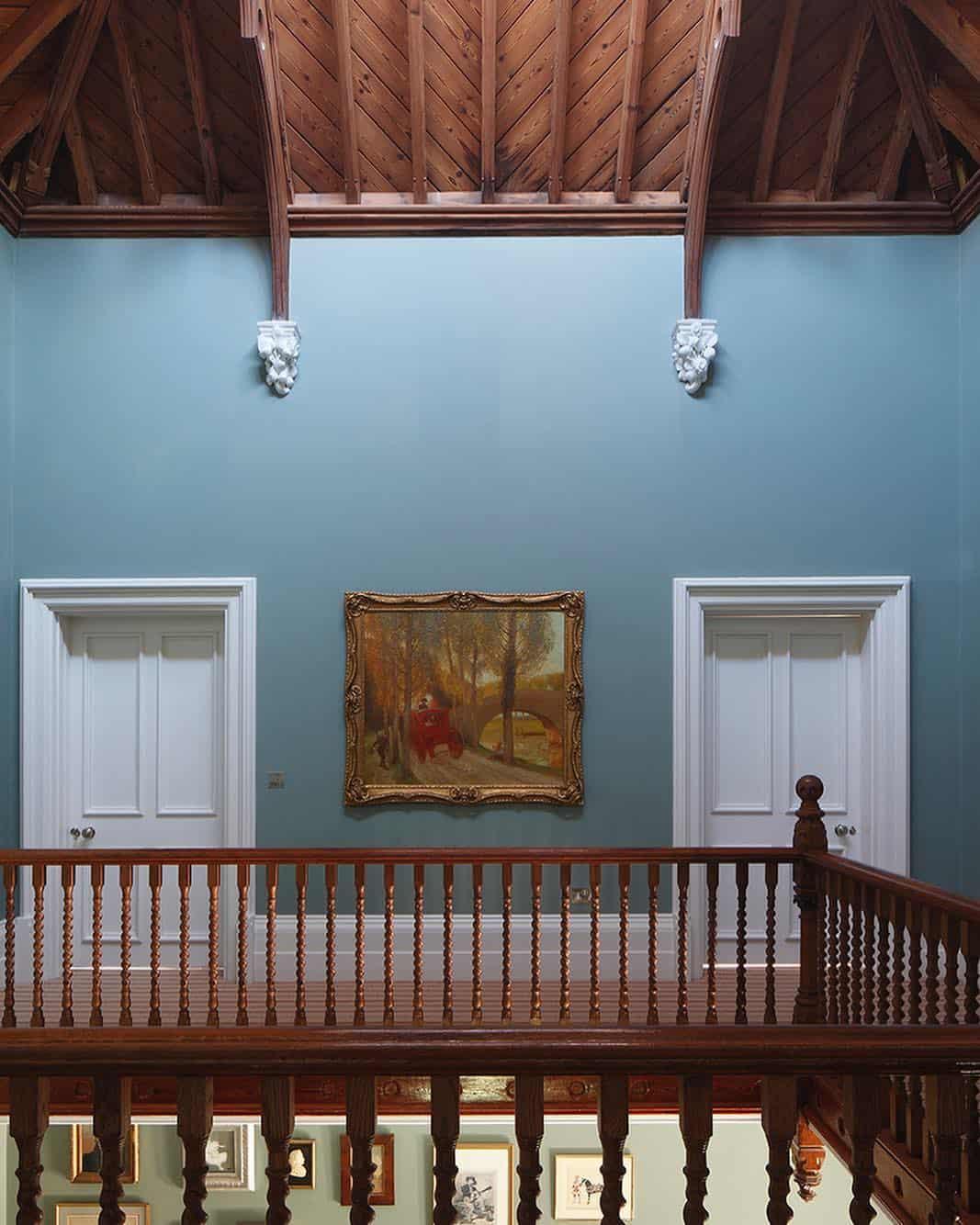 дом-в-готическом-стиле
