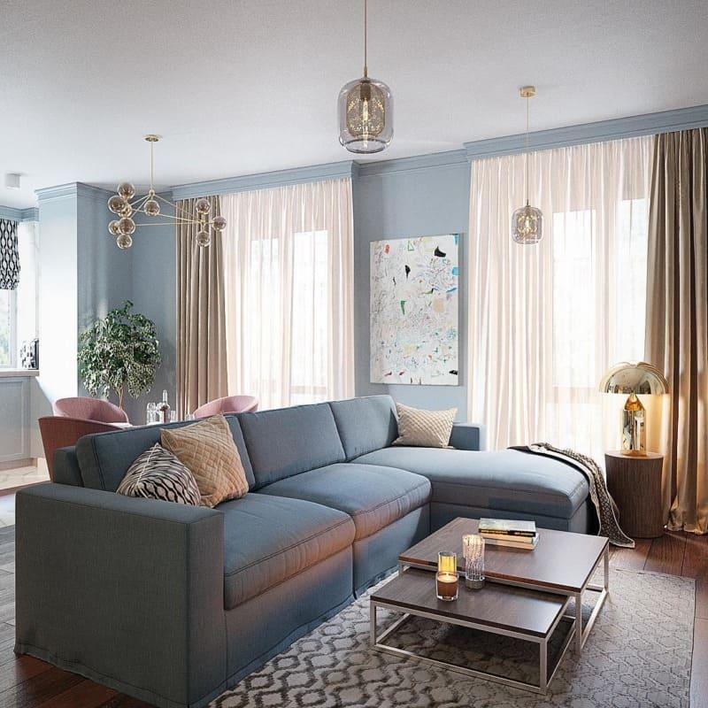 мебель-в-стиле-фьюжн