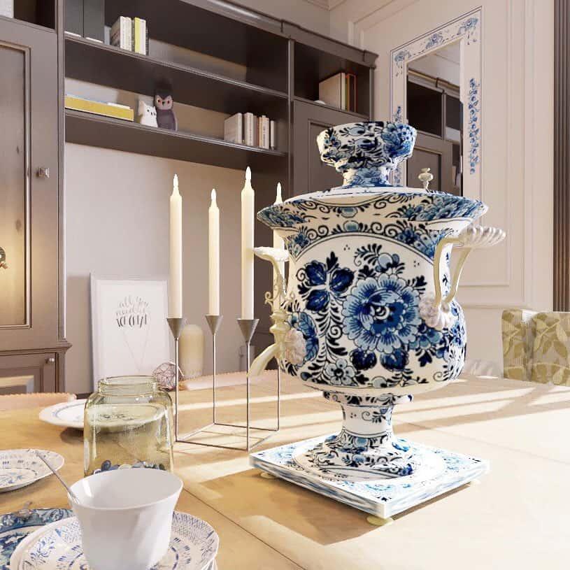дизайн-классической-кухни