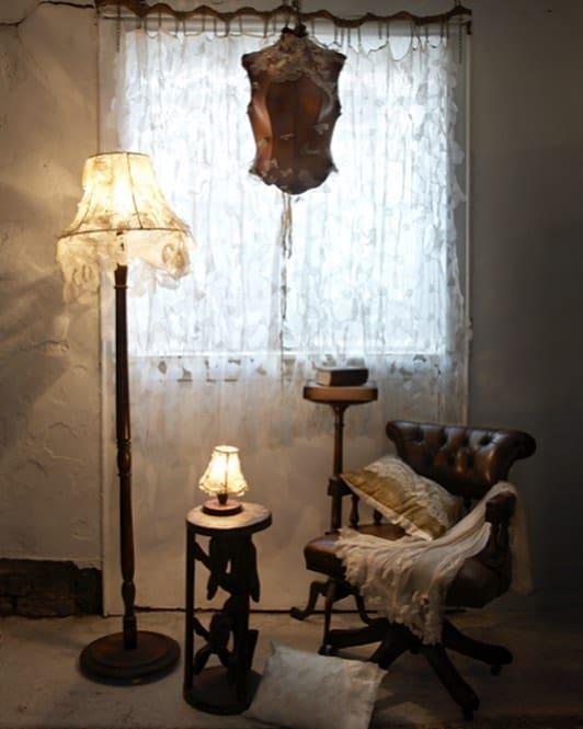 спальня-в-готическом-стиле