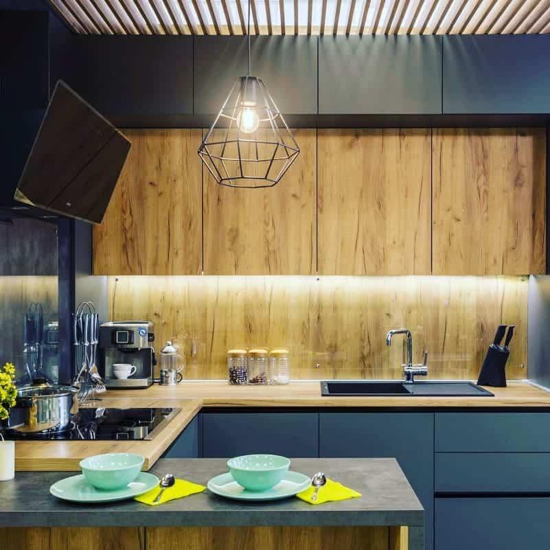 стиль-контемпорари-в-интерьере-кухни